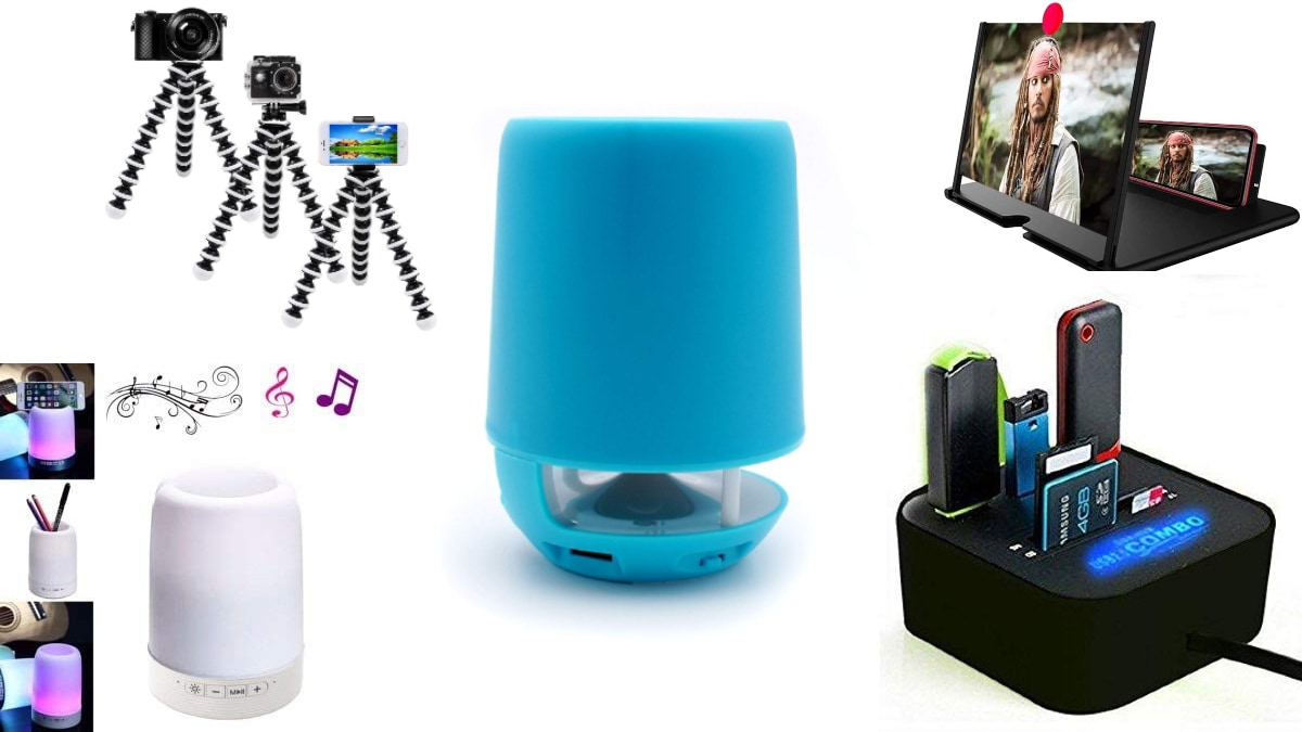 Cool Gadgets to Buy Under Rs. 500: Wireless Mouse, Gorilla Tripod, More