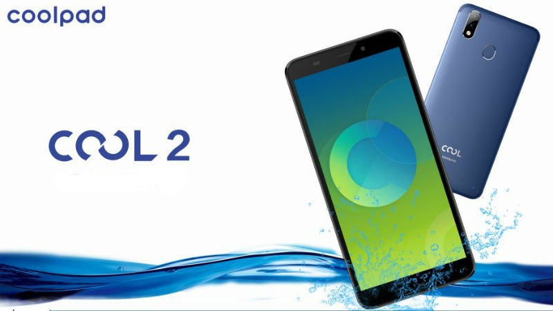 Coolpad Cool 2 With 5.7-Inch 18:9 Display, Dual Cameras Launched: Price, Specifications