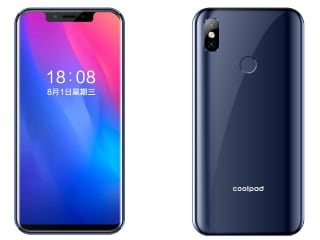 Coolpad M3 With Display Notch, Dual Rear Cameras Launched: Price, Specifications
