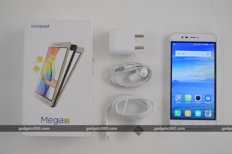 Coolpad Mega 3 Triple-SIM Phone Review