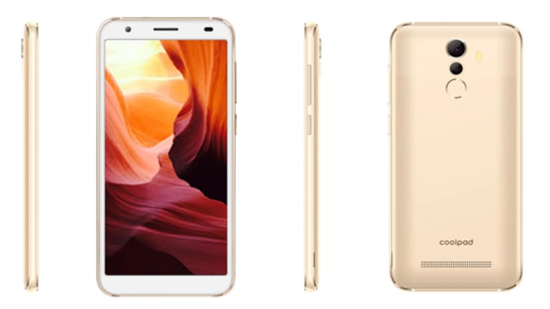 Coolpad Mega 5A With Android 8.1 Oreo, 18:9 Display Launched in India: Price, Specifications, Features