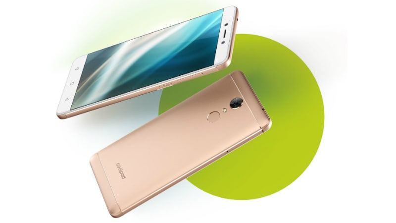 Coolpad launches Note 5 Lite C smartphone at Rs 7777