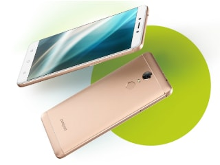 Coolpad Note 5 Lite C With Android 7.1 Nougat Launched in India: Price, Specifications