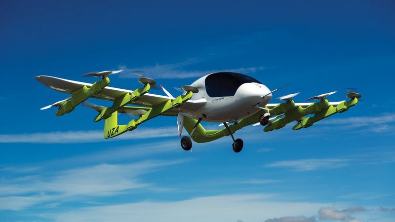 Google Co-Founder Larry Page-Backed Kitty Hawk Tests Flying Taxis in New Zealand