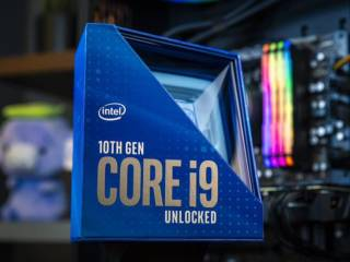 Intel 10th Gen Desktop CPUs Launched Including 10 Core, 5.3GHz Core i9-10900K
