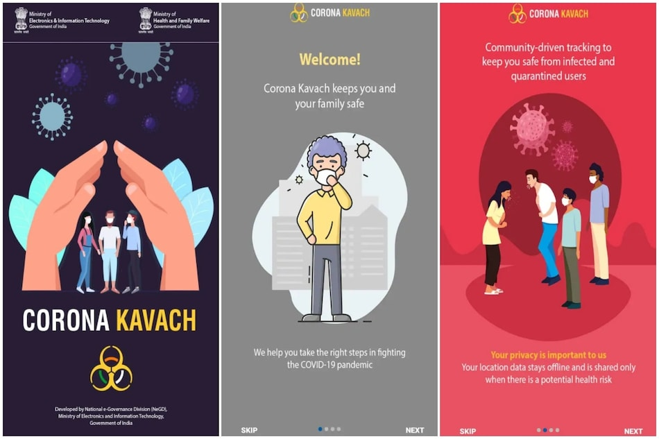 Corona Kavach Is Government's New Location-Based COVID-19 Tracking App: This Is How You Use It