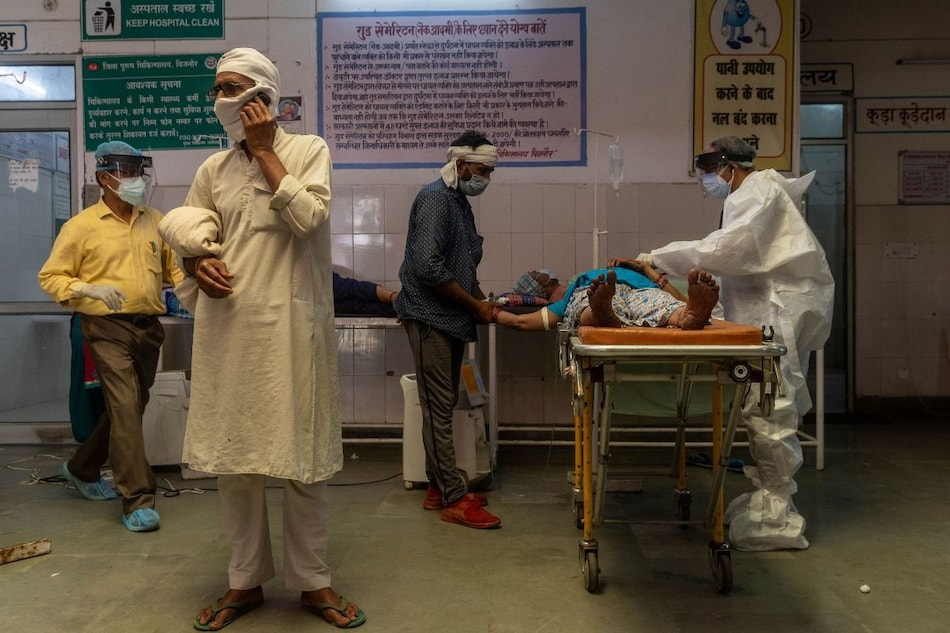 Social Media Firms Asked by Government to Remove Reference to 'Indian Variant' of Coronavirus