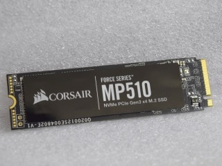Corsair Force MP510 960GB Review