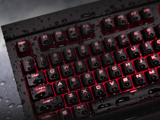 Corsair K68 Mechanical Gaming Keyboard With Spill Resistance Launched at Rs. 12,599