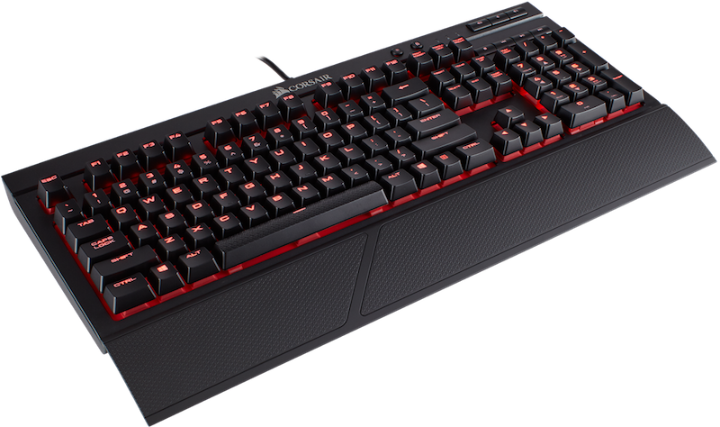Corsair K68 Gaming Keyboard Is Both Dust And Spill Resistant