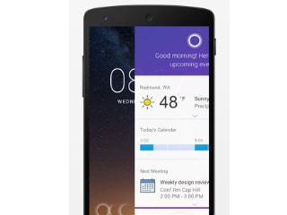 Microsoft Brings Cortana to the Android Lock Screen With Latest Update