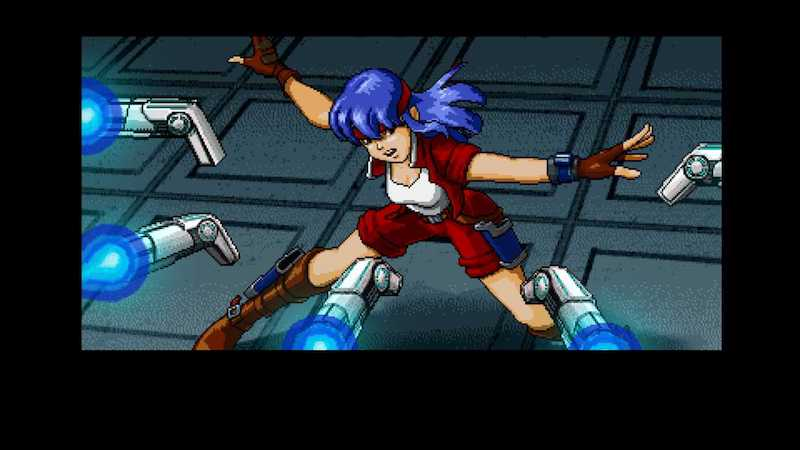cosmic Star heroine nintendo switch cutscene cosmic_star_heroine_nintendo_switch