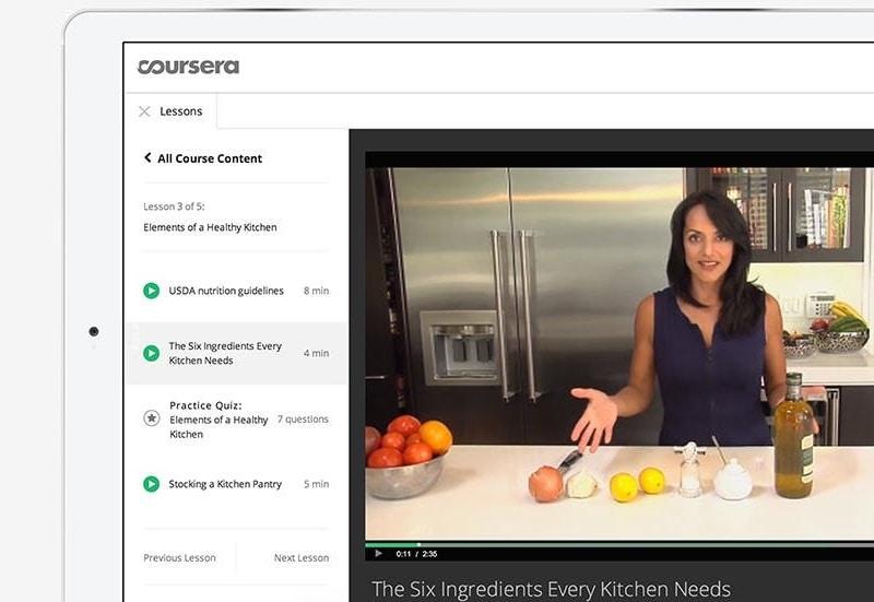 coursera ipad app sc Coursera