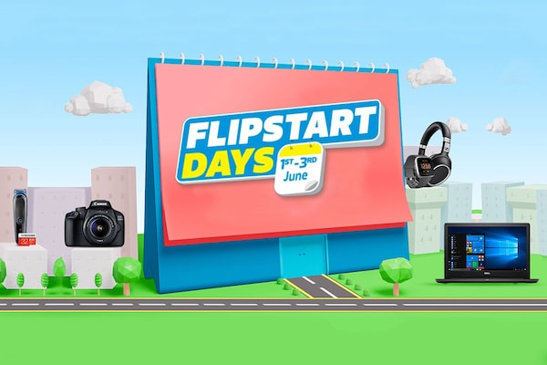 Flipkart Flipstart Days Sale: Get Up To 80% OFF + 10% Extra Bank Offers on Mobiles, Air Conditioners, Refrigerators and More
