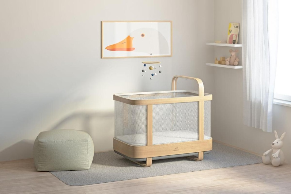 'Smart Crib' Aims to Help Rockabye Baby