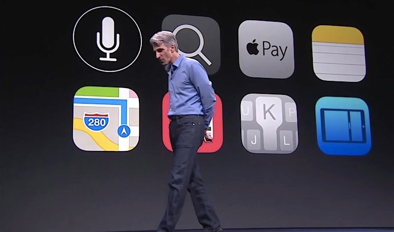 Craig Federighi Takes Over Siri's Reins From Eddy Cue