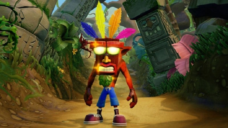 Crash Bandicoot N. Sane Trilogy Release Date for Nintendo Switch Xbox One and PC Announced