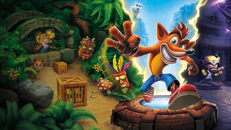 Crash Bandicoot N. Sane Trilogy for Nintendo Switch Review