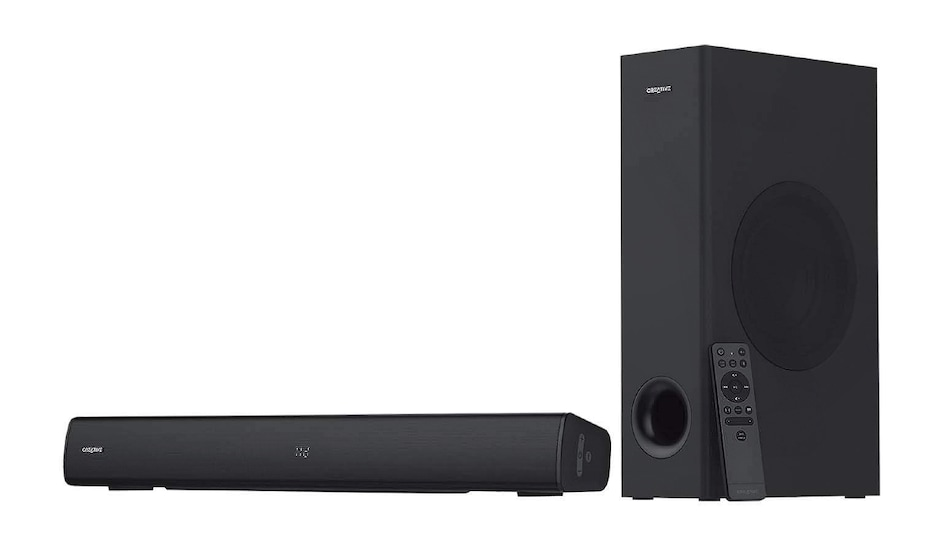 Creative Stage V2 Soundbar With Subwoofer Launched in India: All You Need to Know