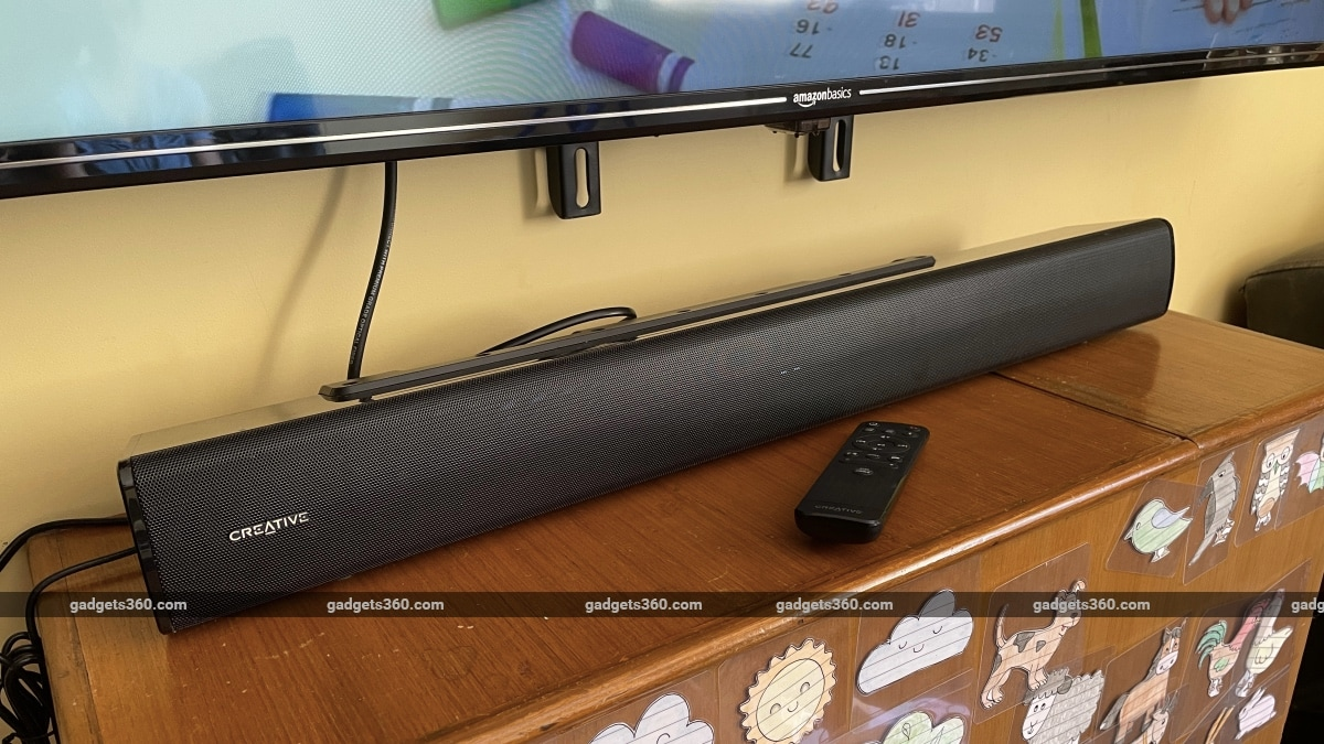creative stage v2 soundbar review speaker Creative  Creative Stage V2
