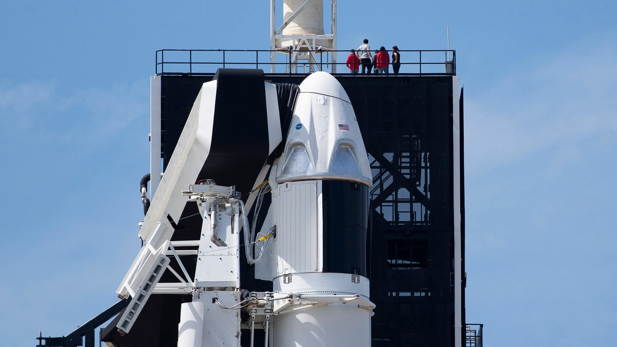 SpaceX Confirms Crew Dragon Capsule Destroyed in April Test Accident