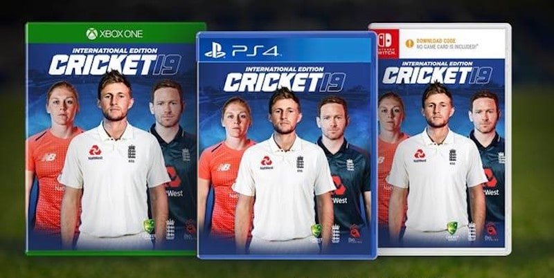 Cricket 19 for PS4, Nintendo Switch, and Xbox One India Price and Release Date Announced