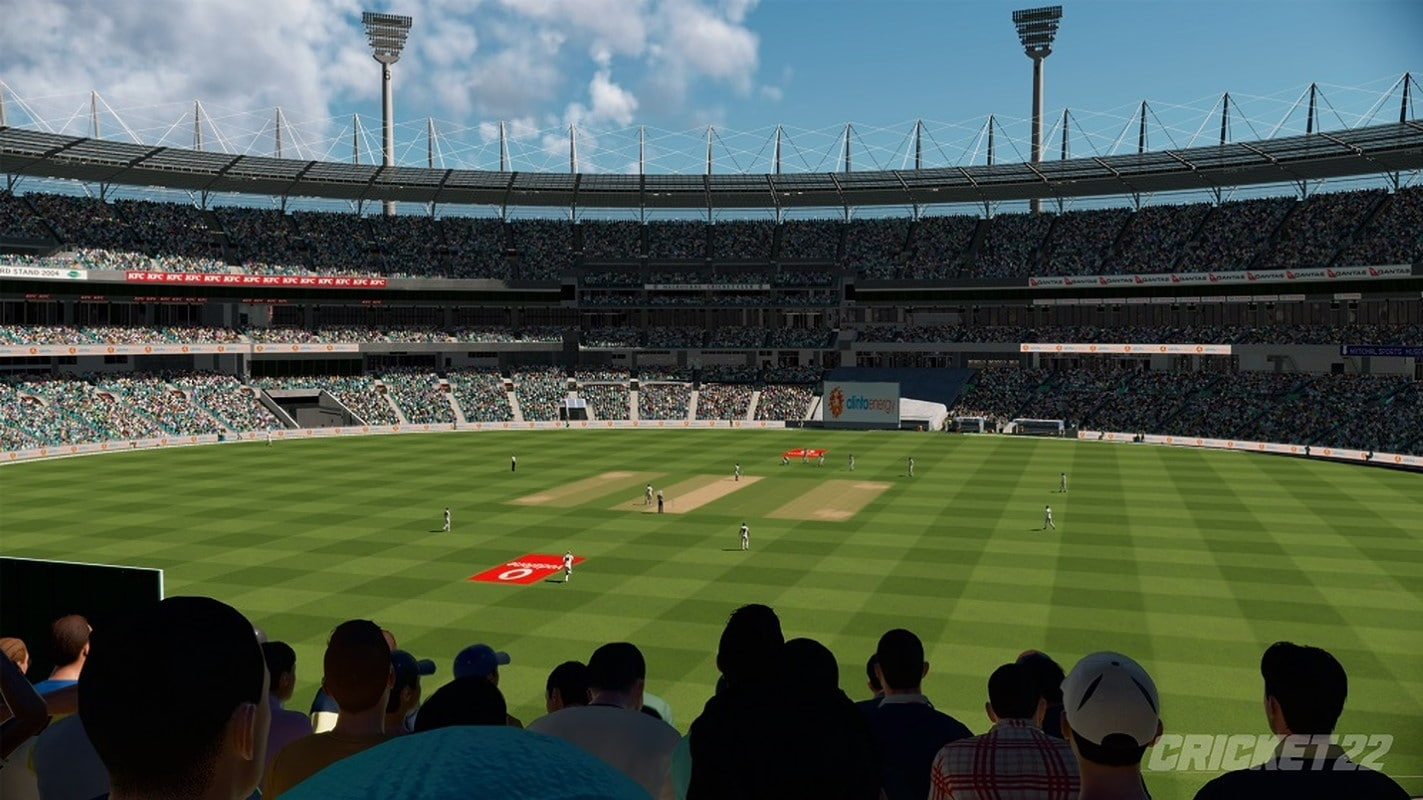 cricket 22 field cricket 22