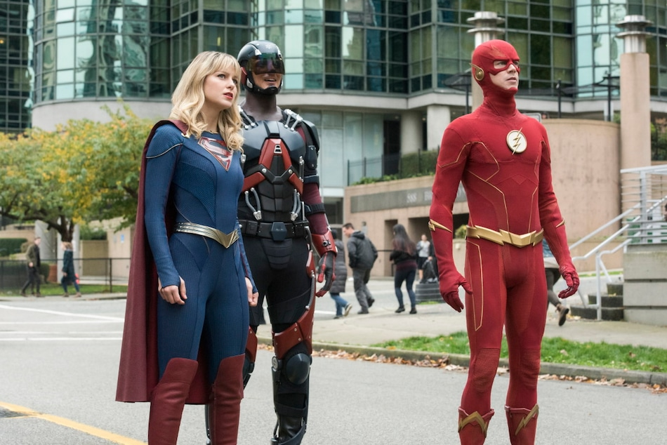 The Flash, Supergirl, Arrow, More DC Shows Coming to Amazon Prime Video