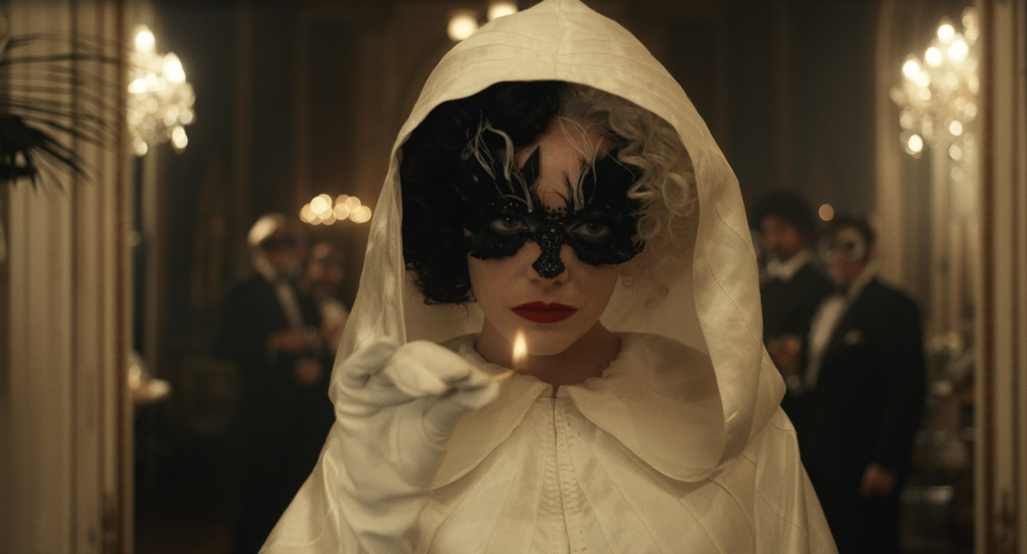 New Cruella Trailer Finds Emma Stone Relishing Her Cruella Side