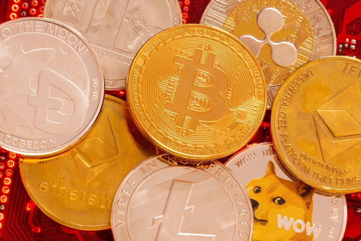 Cryptocurrency into Cash