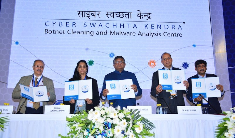 Cyber Swachhta Kendra Launched by CERT-In to Prevent Cyber-Attacks