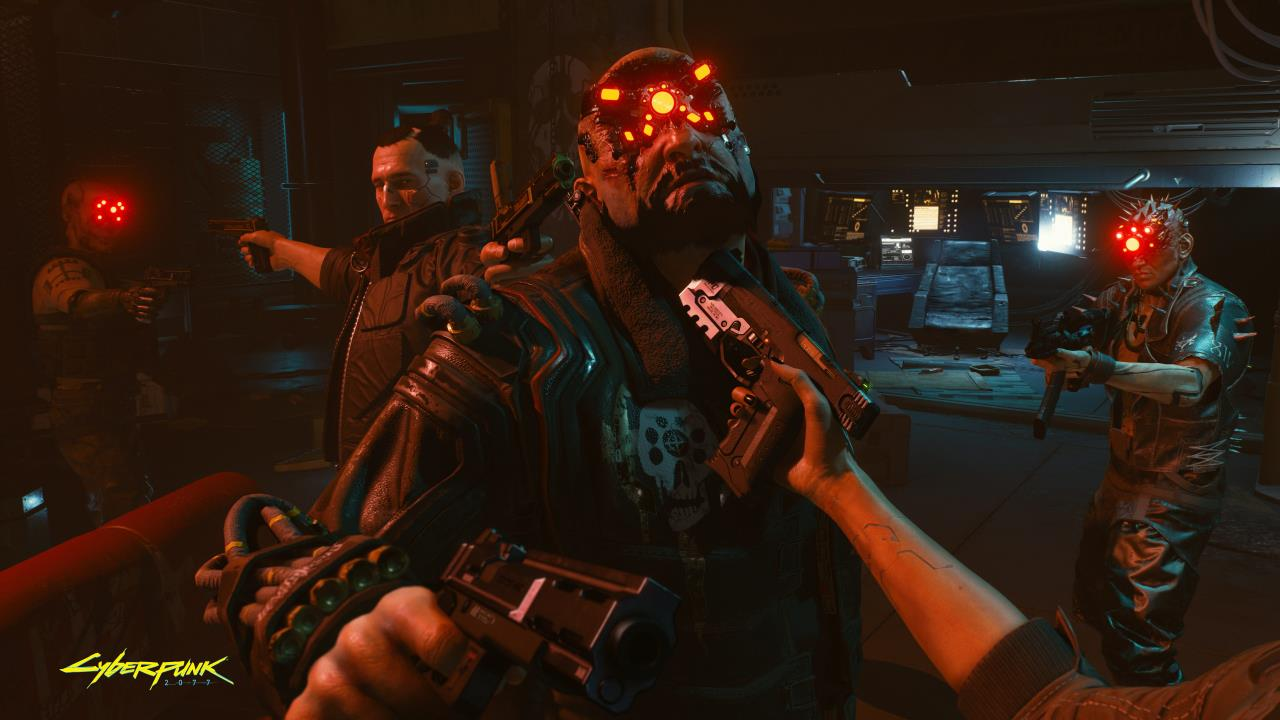 Cyberpunk 2077 Gameplay Reveal Gives Extended Look at CD Projekt's Next Game