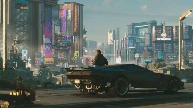 Cyberpunk 2077 E3 2018 Demo PC Specifications Revealed