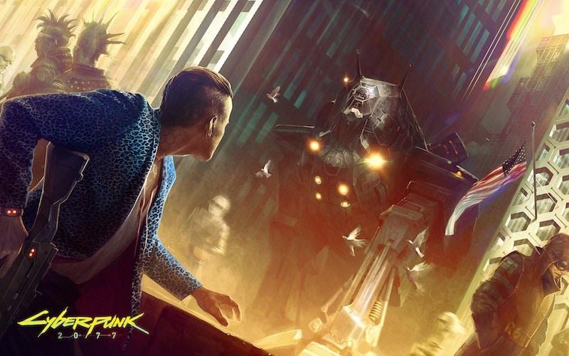 Cyberpunk 2077 Reveal Slated for E3 2018