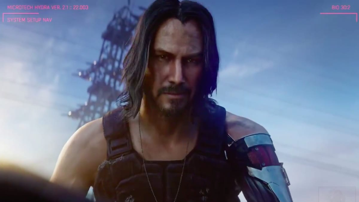 Cyberpunk 2077 Features Keanu Reeves in E3 2019 Trailer; Release Date Set for April 16, 2020, Pre-Orders Now Open