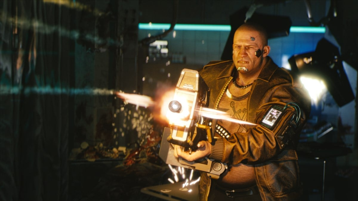 Cyberpunk 2077 Dev Responds to Epileptic Triggers Within Game