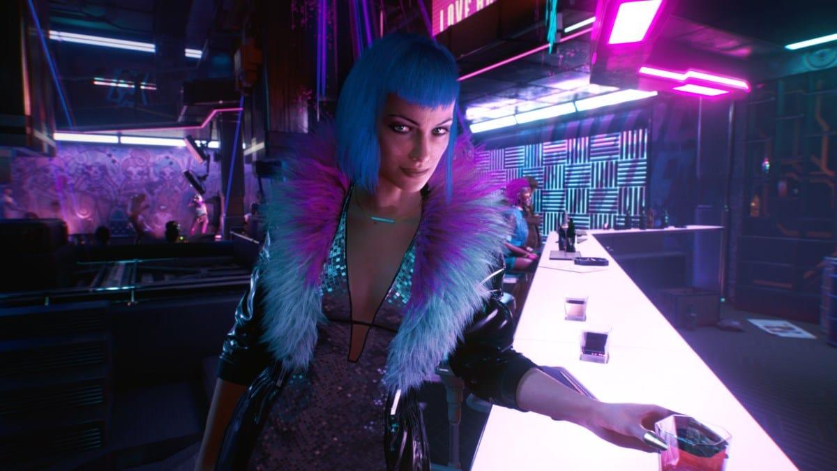 cyberpunk 2077 xbox series x evelyn cyberpunk 2077