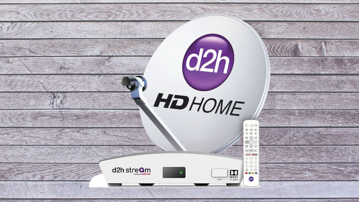 D2h Stream Set-Top Box, D2h Magic Stick Launched in India: All You Need to Know