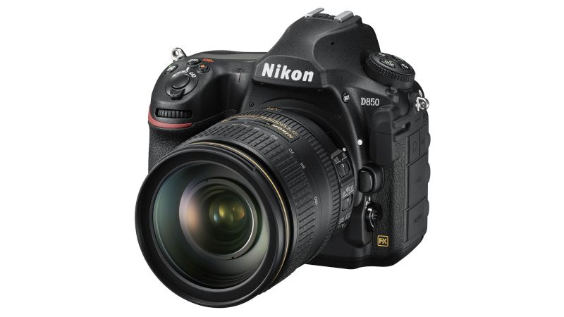 Nikon's D850 has around 45.7 megapixels