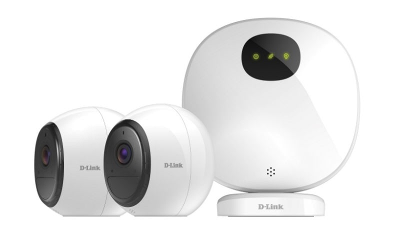 d link security cameras D Link