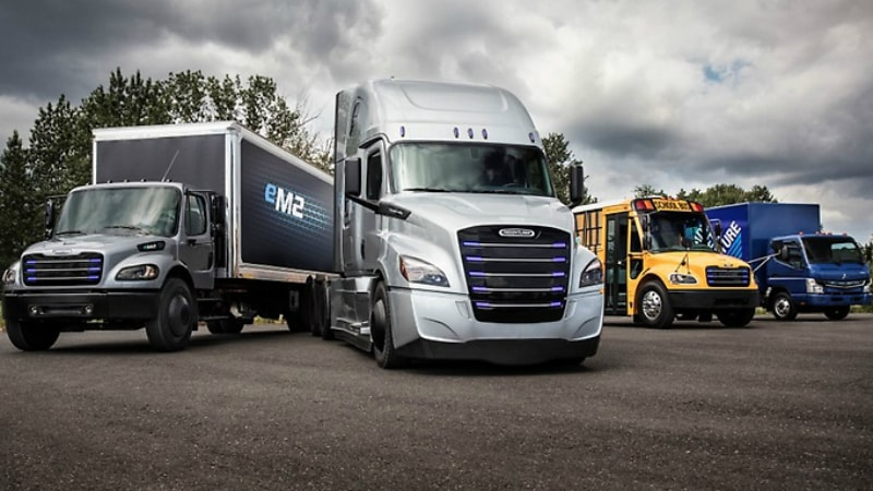 Daimler Takes Majority Stake in Torc Robotics for Self-Driving Trucks