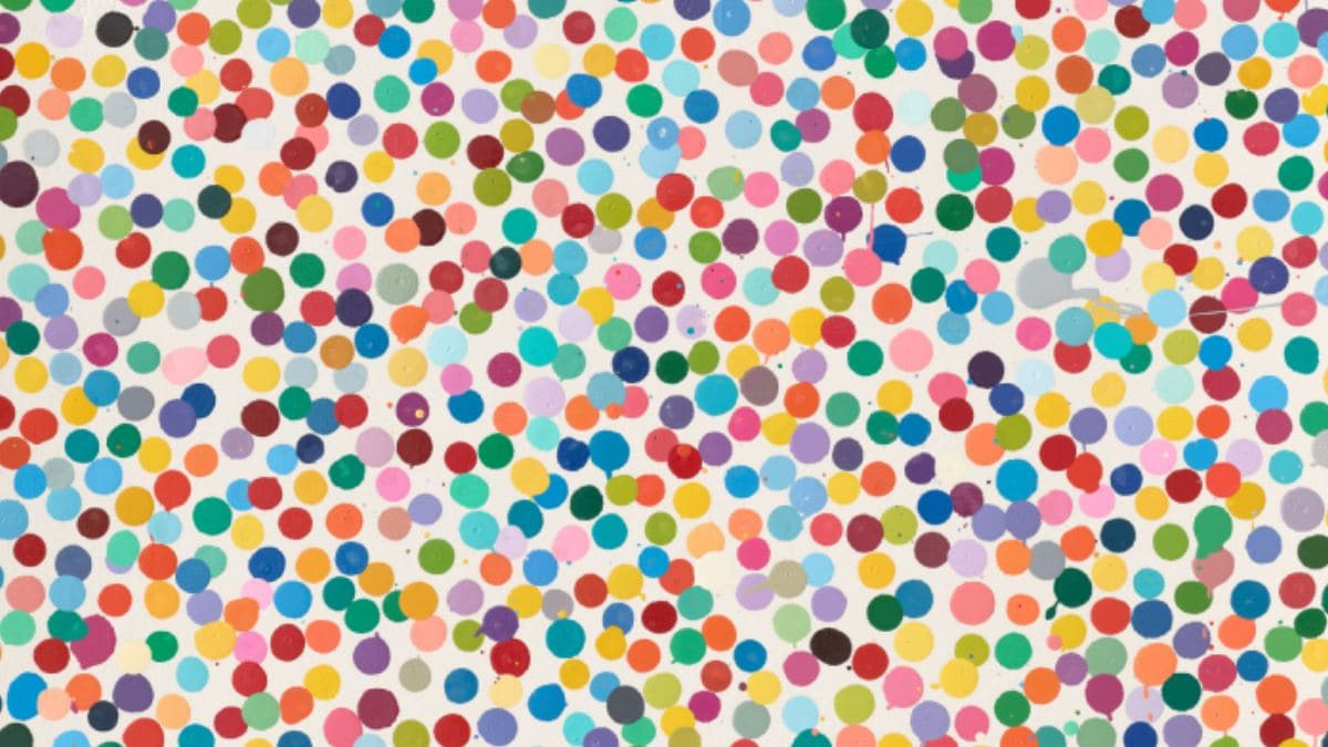 NFT or Physical Art Piece? Damien Hirst's Latest Work 'The Currency' Gives You Option to Choose Only One