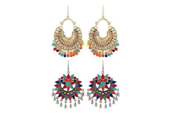 Dangler Earrings in India - YouBelle Dangler Earrings Combo