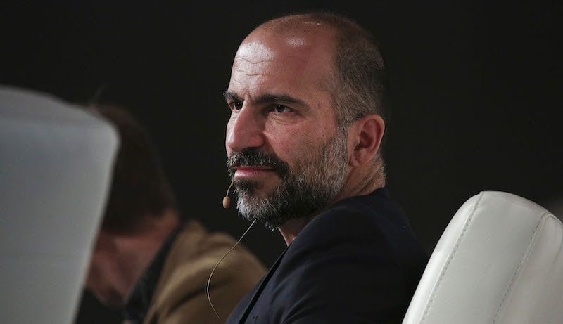Uber has selected a CEO