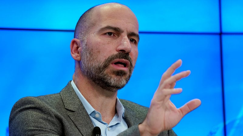 Not Behind Ola in India, Here to Stay: Uber CEO Dara Khosrowshahi
