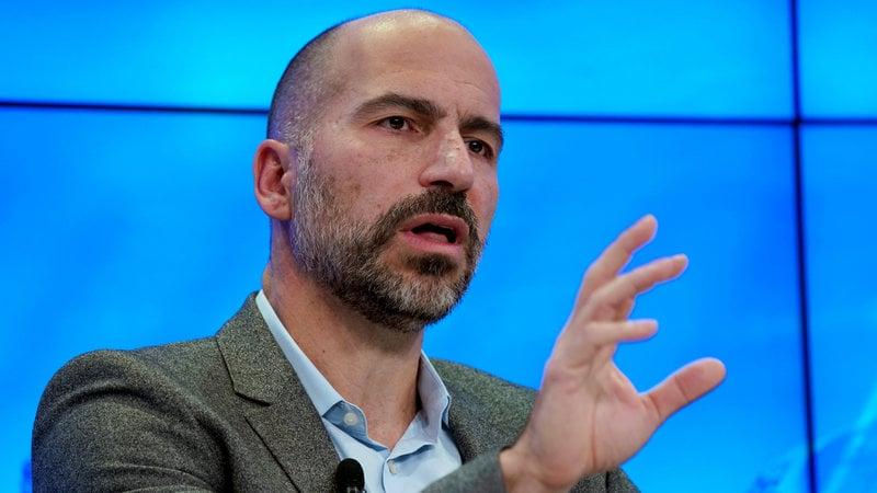 Not Behind Ola in India, Here to Stay: Uber CEO Dara Khosrowshahi