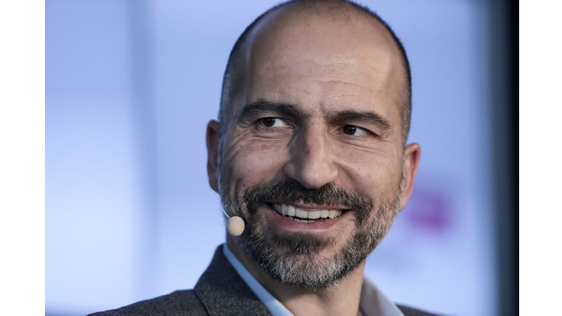 Uber CEO Plays It Safe in Risk-Loving Silicon Valley