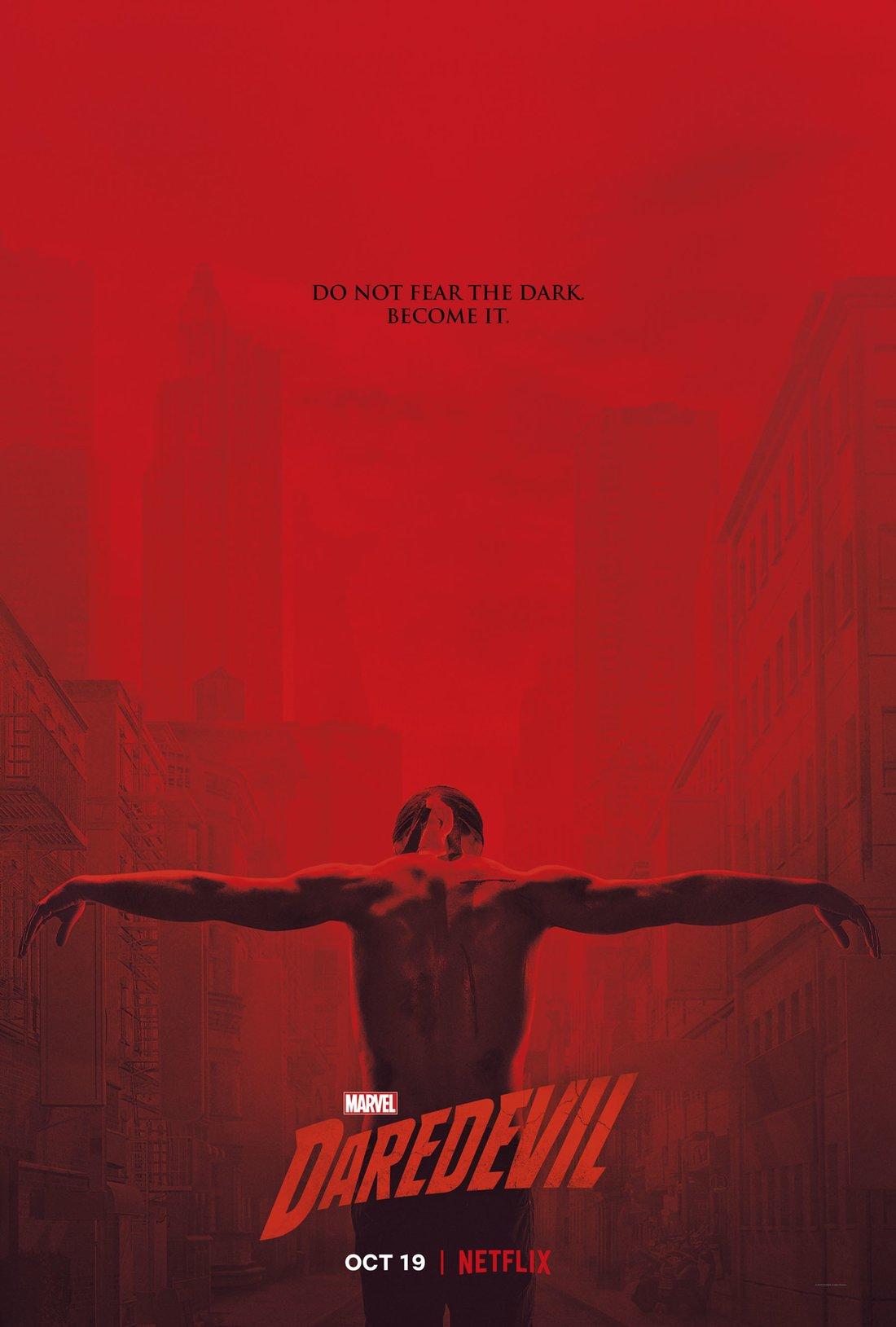 daredevil season 3 poster Daredevil season 3 poster