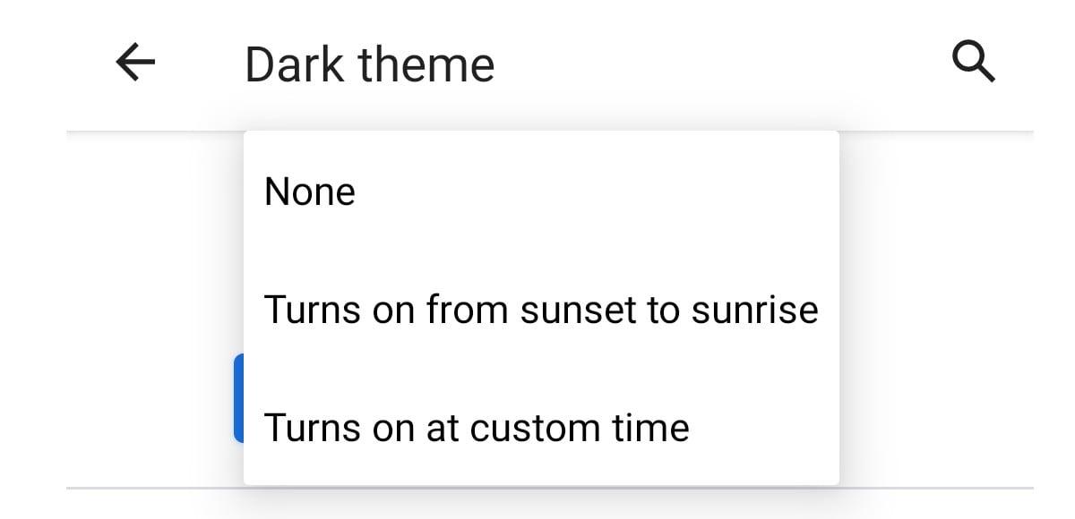 dark theme Dark Theme