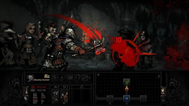 darkest dungeon combat Darkest Dungeon